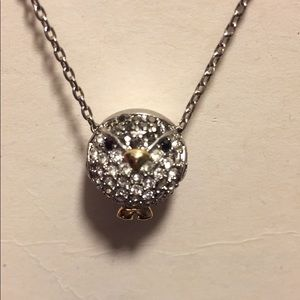 """NWT Fossil """"Birdie Ball"""" Necklace"""
